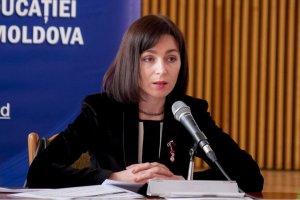 Maia Sandu: Krim bleibt Teil der Ukraine