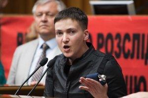 Чи стане Надія Савченко президентом?