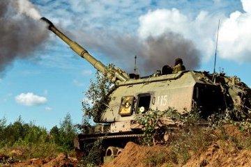 Сутки в АТО: враг применяет артиллерию на всех направлениях