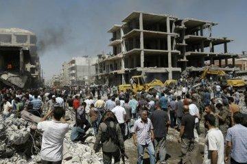 Жертв ранкового теракту в Сирії вже майже 70