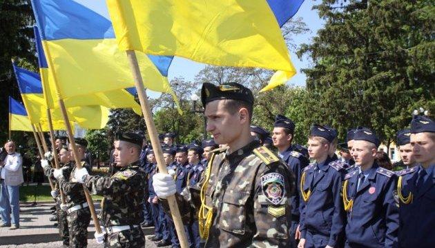 На Сумщину на постоянную дислокацию прибыл мотопехотный батальон