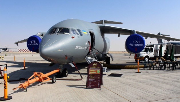 Kuwait interested in AN-178 aircraft - National Security and Defense Council