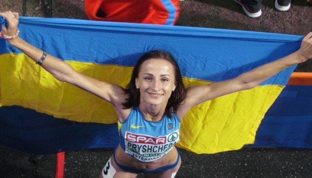 Українка стала чемпіонкою Європи в бігу на 800 метрів