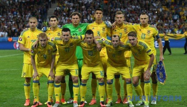 Сьогодні збірна України з футболу зіграє в Туреччині