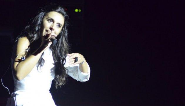 Джамала заспівала в Одеському оперному театрі