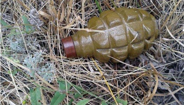 В Константиновке изъяты боевые гранаты возле трамвайных путей и на ж/д вокзале