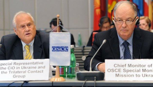 В ОБСЕ призвали не возвращаться к масштабным операциям на Донбассе