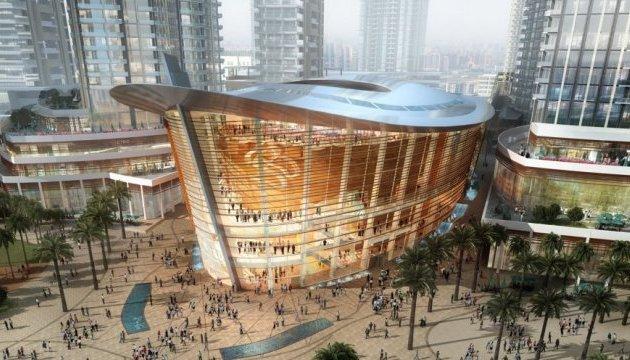 У Дубаї відкриють величезний культурний центр і першу оперу