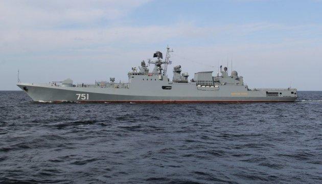 Россия планирует перегнать в оккупированный Крым три новейших фрегата