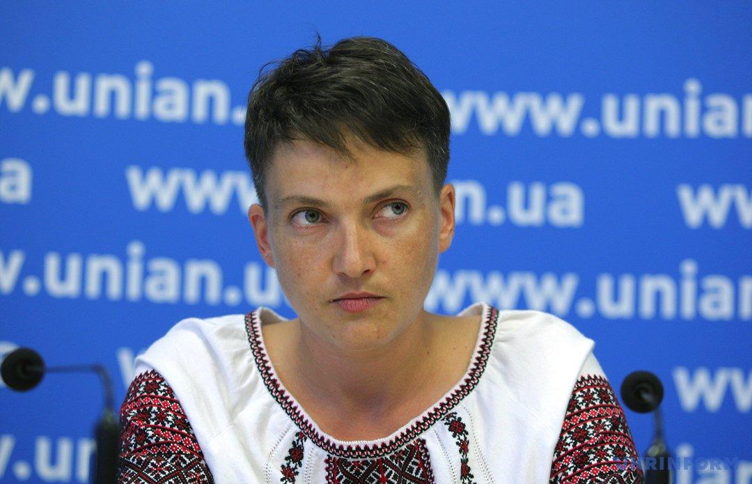 Надія Савченко – це Дональд Трамп по-українськи