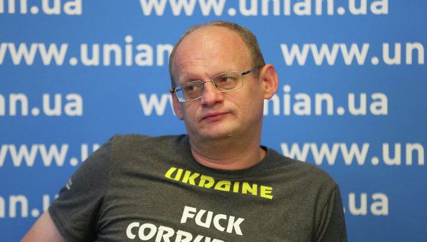 Андрей Марусов Transparency International / Фото: rian.com.ua