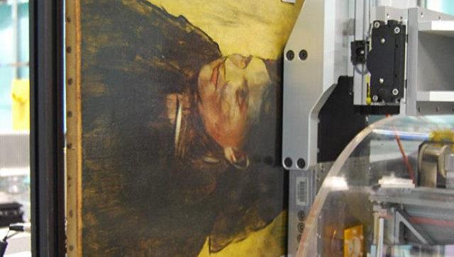 Под «Портретом женщины» Эдгара Дега обнаружили образ Эммы Добиньи