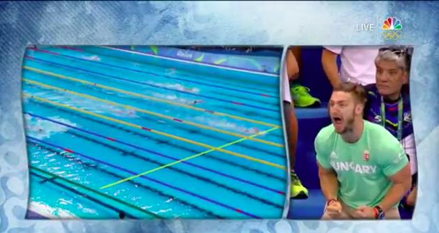 Угорська плавчиня перемогла в Ріо з фантастичним світовим рекордом
