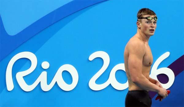 На Олімпійському водному стадіоні - каскад рекордів