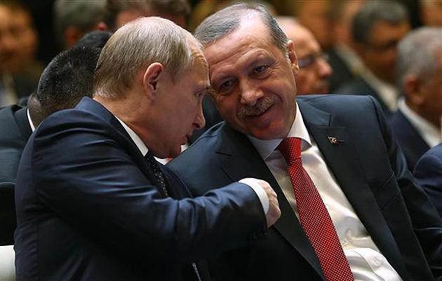 Путін, Ердоган / Фото: АА