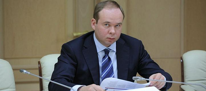 Антон Вайно. Фото: Sputnik