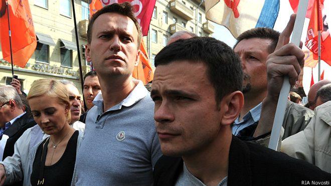 Кого ми побачимо, якщо «поскрести» російську партію «Парнас»?