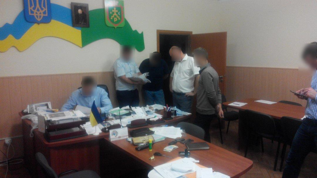 Схвачен мэр города вСумской области завзятку в40 тыс грн
