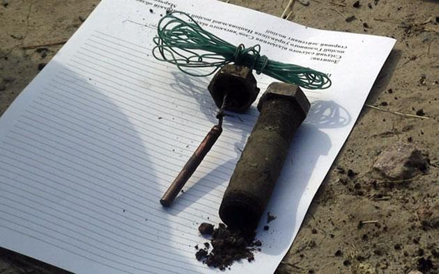 ВСлавянске под мостом отыскали  взрывное устройство— Эхо оккупации