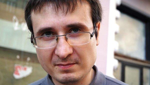 На фото: Роман Рословцев