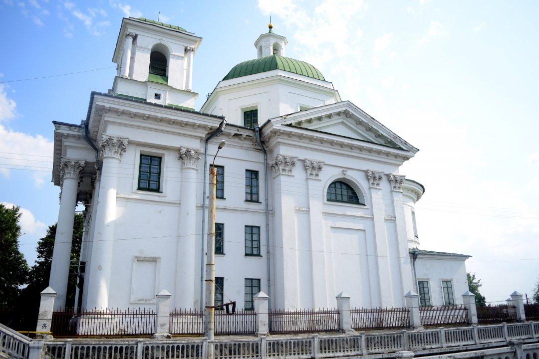 Біла Церква претендує на номінацію «7 чудес України» від Київщини