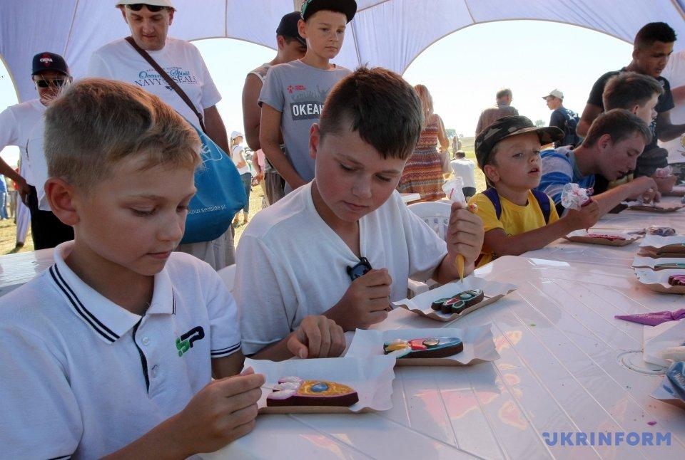 Украинцы стали чемпионами мира поракетомоделированию