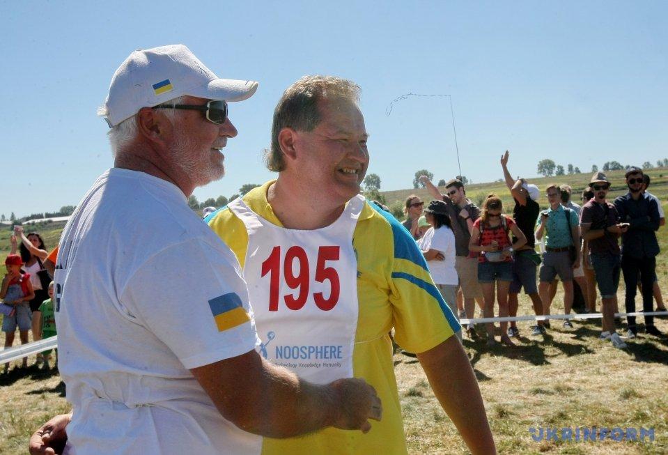 Украина одолела начемпионате мира поракетомодельному спорту