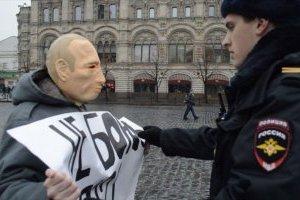 Рословцев - людина в масці…Путіна