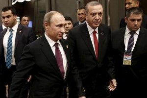 Коли Туреччина воює, Росія – мовчить