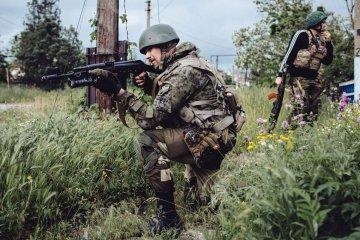 """ATO: durante el llamado """"silencio"""" en el Donbás los militantes prorrusos dispararon contra Novgorodske"""