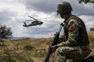 Армия Турции начала операцию в Сирии