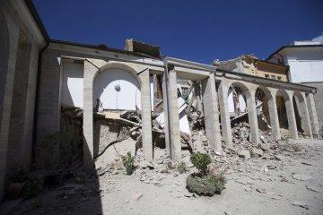 МЗС: Українців немає серед жертв землетрусу в Італії