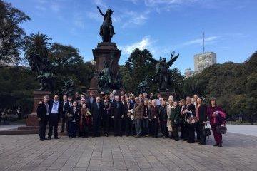 Українці в Аргентині відсвяткували День незалежності