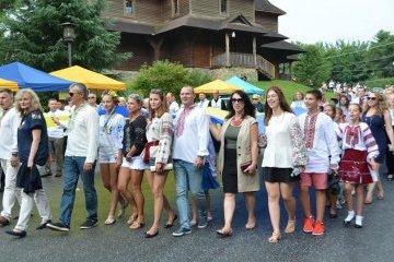 Українська громада Вашингтона відсвяткувала річницю незалежності