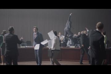 Українці зняли кліп на хіп-хоп про бійку в парламенті
