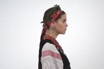 Журнал Vogue показав 7 автентичних модних образів українок