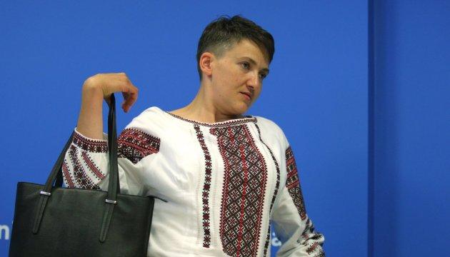 Савченко каже, що завтра е-декларації не запустять