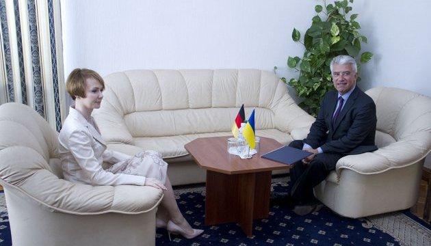 Німеччина офіційно змінила посла в Україні