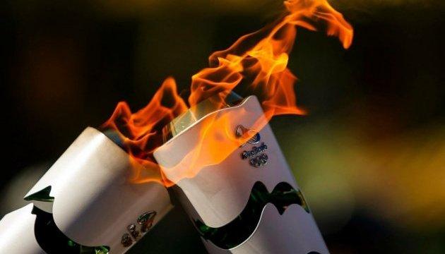 Олимпийский огонь уже в Рио