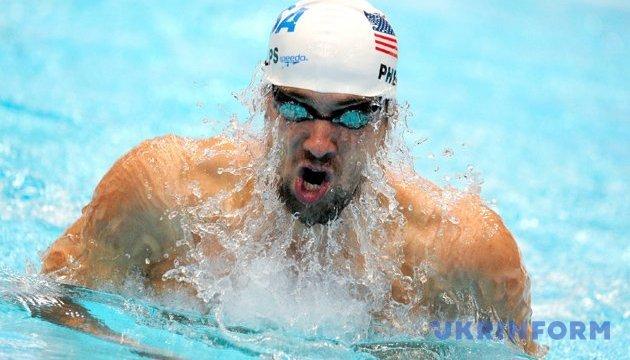 Американський плавець Майкл Фелпс встановив новий олімпійський рекорд