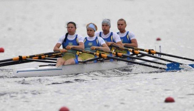 Веслування: чоловіча та жіноча четвірки вийшли у фінал Олімпіади