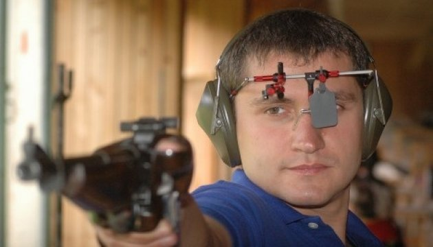 Омельчук залишився поза фіналом у стрільбі з пістолета