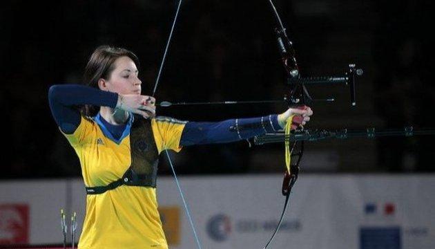 Українка Павлова упевнено вийшла до 1/16 змагань лучниць