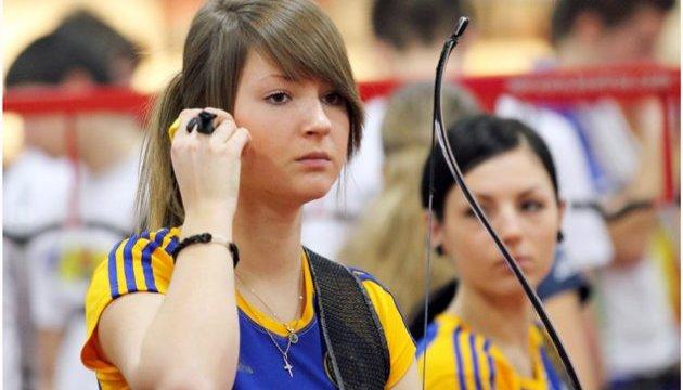 Павлова поступилася в 1/16 фіналу змагань лучниць