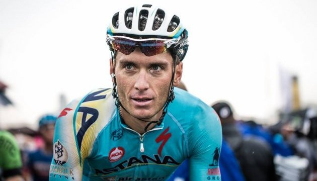 Гривко був 18-м у шосейній гонці Ігор в Ріо