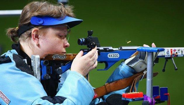 Наталія Кальниш залишилася поза фіналом у стрільбі з гвинтівки