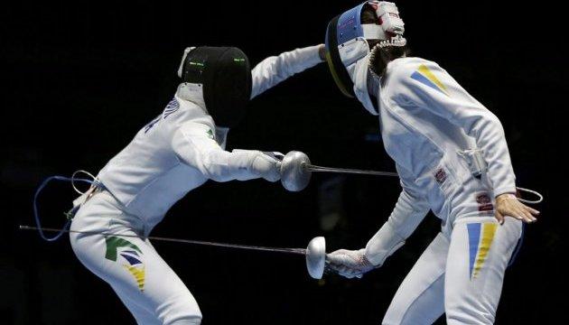 Українські шпажистки посіли 8 місце на Олімпіаді в Ріо