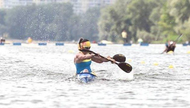 Українські байдарочниці зупинилися за крок від медалей Ігор-2016
