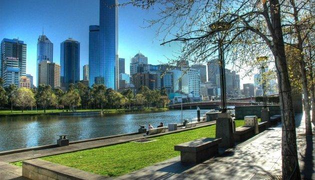 Трійку найкращих міст для життя очолив австралійській Мельбурн