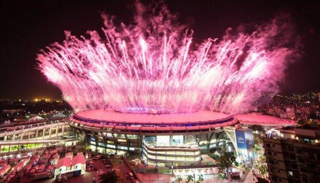 Свято в Ріо, Україна в масовці. Підсумки Олімпіади-2016